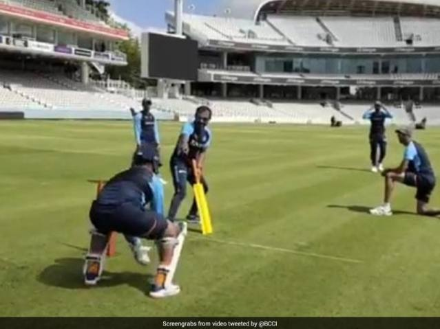 Watch: Fielding Coach R Sridhars New Drill For Team India Players Will Leave You Stumped