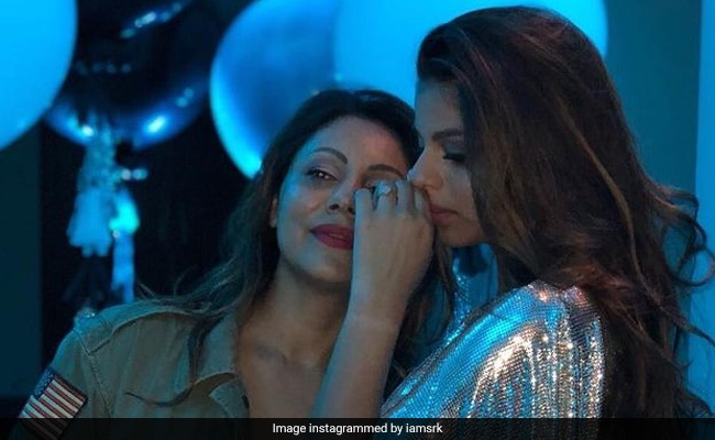 Gauri Khan Is Daughter Suhana's Muse For This Sketch. See Here