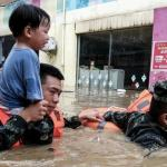 21 Dead, Over 6,000 Evacuated As Heavy Rainfall Batters Central China 💥😭😭💥