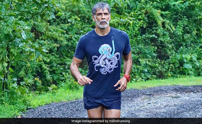 Milind Soman Answers Often Asked Question - What Happens To His Feet When He Runs Barefoot