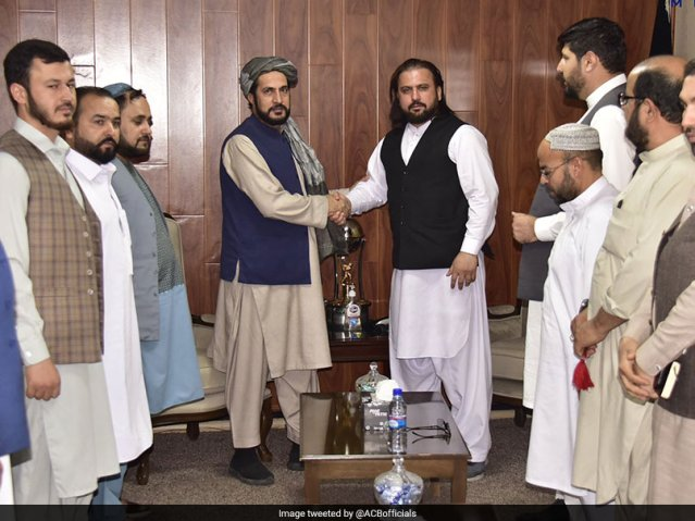 Azizullah Fazli Reappointed As Chairman Of Afghanistan Cricket Board