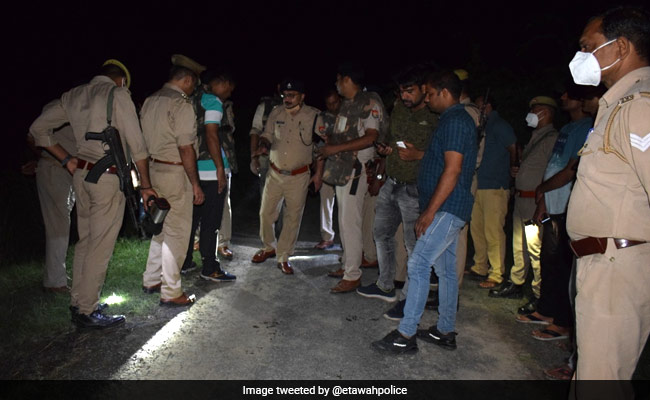 3 Suspected Highway Robbers Arrested After Encounter In UP: Police