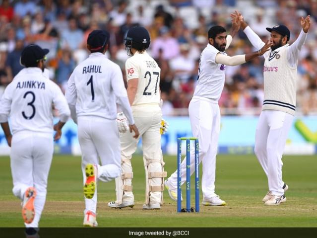 IND vs ENG, 1st Test, Day 1 Live Cricket Score: Jasprit Bumrah Takes 4 As India Bowl England Out For 183