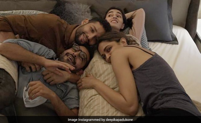 Shakun Batra's Film Wraps, Deepika Padukone Shares 'Memories For A Lifetime.' Ananya Panday, It's OK To Cry