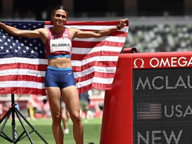 Tokyo Olympics: USAs Sydney McLaughlin Smashes World Record To Win Womens 400m Hurdles Gold