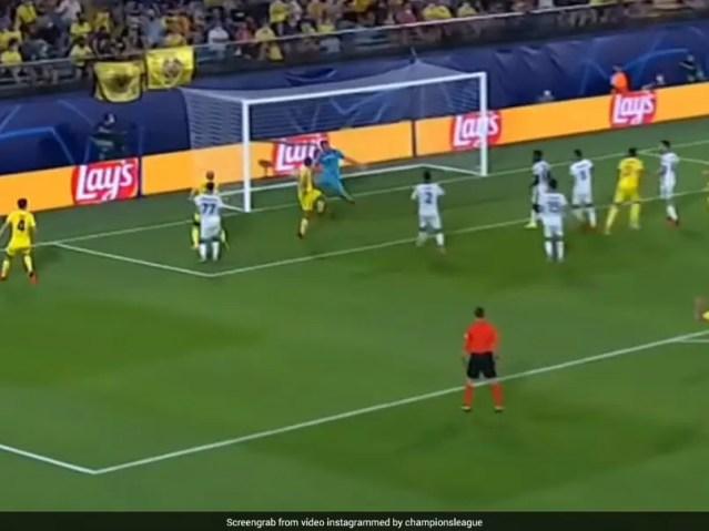 Watch: Atalanta Goalkeeper Juan Mussos Stunning Point-Blank Reflex Save Defies All Odds