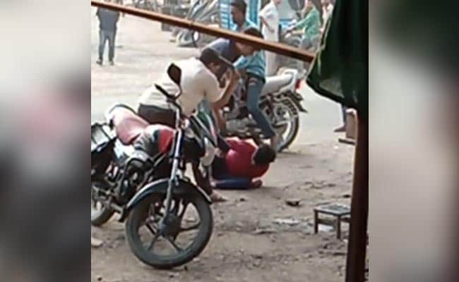 Video: Man Beaten Up With Hammer By Woman's Family For Eloping