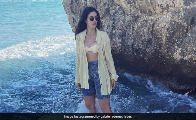 'Tourist At Home': Gabriella Demetriades Is Making Memories In Cyprus And How