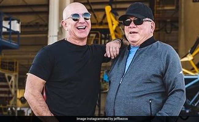 'Star Trek' Actor William Shatner, 90, Could Become Oldest Person In ...