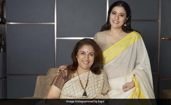 Yippee. Kajol's Next Film The Last Hurrah Will Be Directed By 'The Super Awesome' Revathy