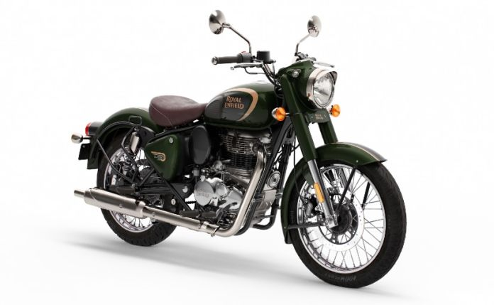 The Royal Enfield Classic 350 online launch event has set a new Guinness World Record