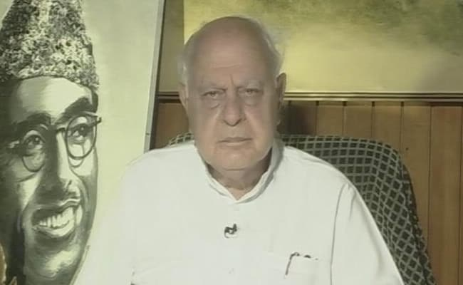 'Are We Going Back To '90s?' Farooq Abdullah On Kashmir Targeted Killings