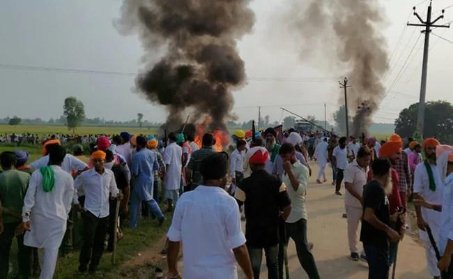 لکھیم پور کھیری میں کسانوں کے قتل میں ملوث بھارتی وزیر کے بیٹے کی ضمانت مسترد