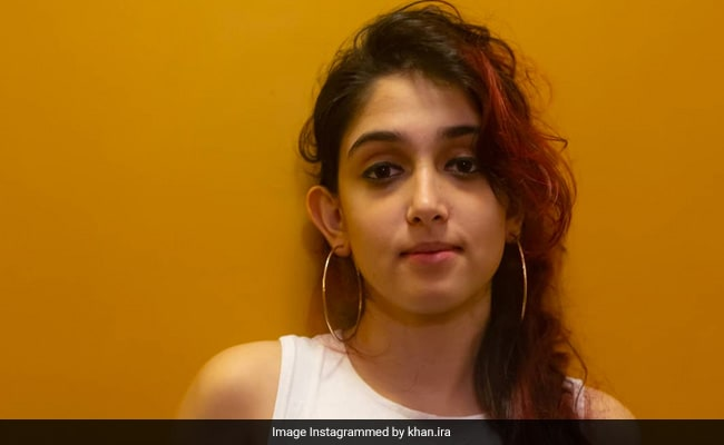 Asked How She 'Beat Depression,' Aamir Khan's Daughter Ira Said This