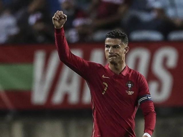 क्रिस्टियानो रोनाल्डो ने यूरोपीय रिकॉर्ड 181वें अंतर्राष्ट्रीय प्रदर्शन पर स्कोर किया