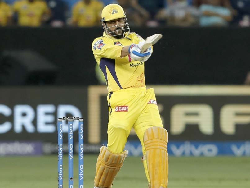 """""""It Was A Crucial One"""": MS Dhoni On His Knock That Sent CSK To IPL Final"""