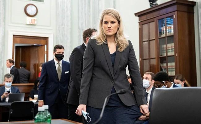 Facebook's Oversight Board To Meet Whistleblower Frances Haugen