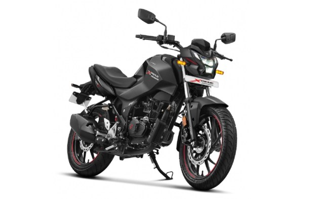 The Hero Xtreme 160R Stealth Edition gets a dedicated matte black colour option and new features