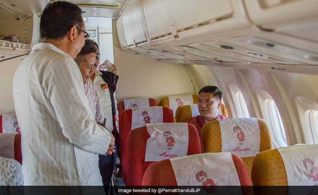 arunachal first flight