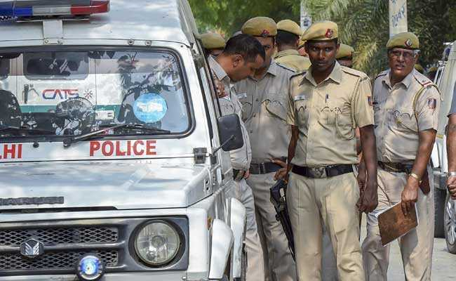 CRPF Head Constable Allegedly Shot At In Delhi: Police
