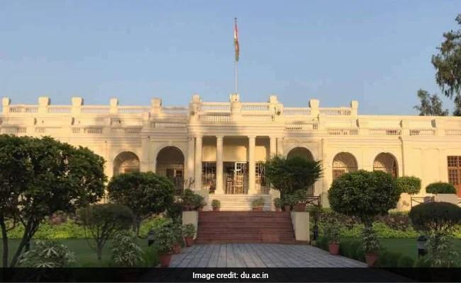 दिल्ली विश्वविद्यालय में दाखिले के दूसरे दिन भी वेबसाइट की कछुआ चाल है