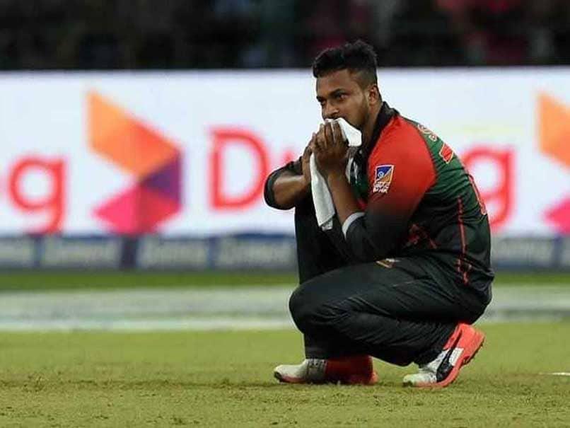 Bangladesh's Shakib Al Hasan May Skip Asia Cup For Surgery