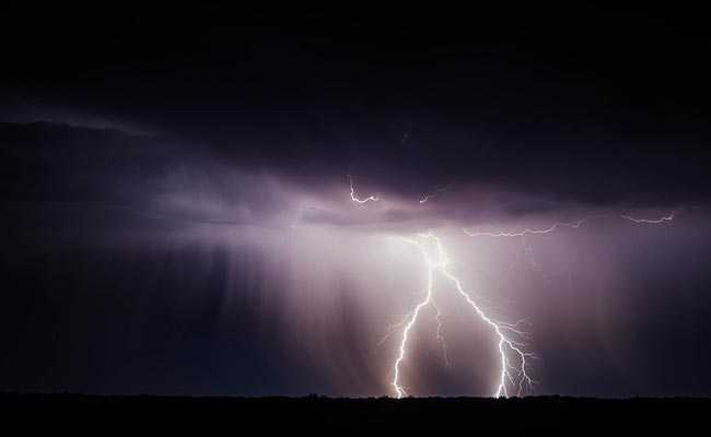 18 Killed Due To Lightning In Rajasthan, Several Injured: Police