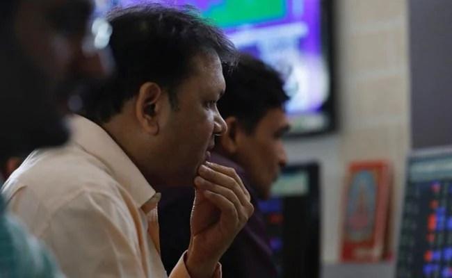 Sensex Advances 558 Points, Nifty Ends Above 14,650 Led By Reliance Industries, L&T