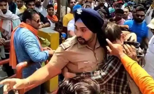uttarkhand mob video
