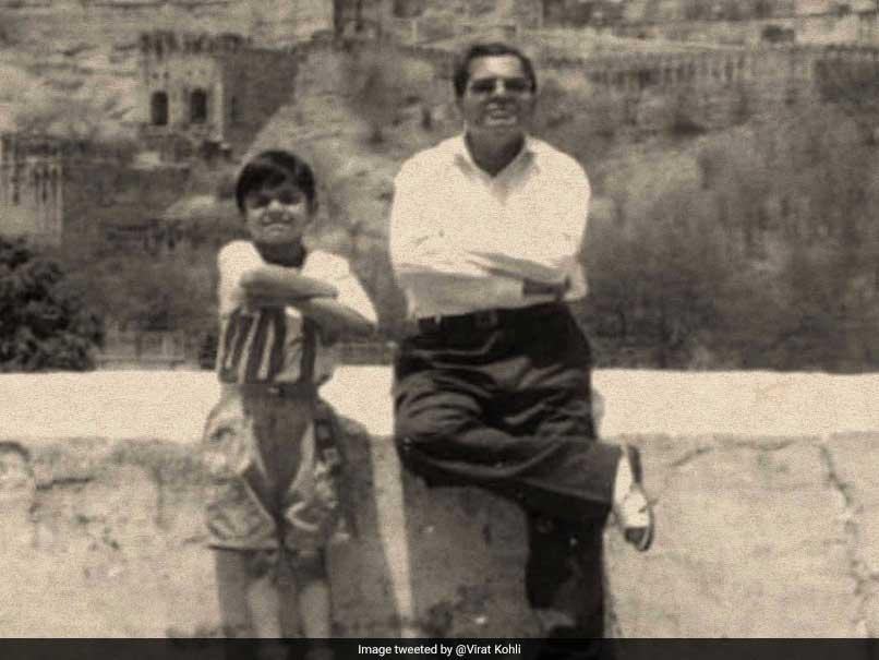 Virat Kohli Remembers The Most Important Lesson His Father Taught Him