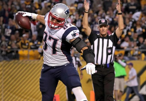 Image result for pictures of rob gronkowski