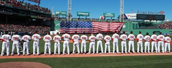 red sox schedule # 41
