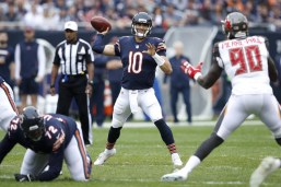 Image result for mitch trubisky week 5 vs bucs