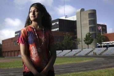 Salma Hussain, English High's 2010 valedictorian, said since she graduated, 7 of the 8 teachers who helped her the most have quit or been laid off as the school underwent a radical transformation in a bid to improve students' performance.