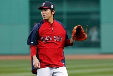 Koji Uehara has carried a big load for the Red Sox, and he writes in his blog about the mental and physical toll it has taken.