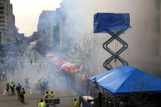 Dzhokhar Tsarnaev and his brother Tamerlan Tsarnaev may have planned to continue their attacks in New York City after they set off two bombs on April 15 at the finish line of the Boston Marathon, investigators said.