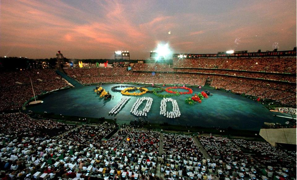 Atlanta Games' Venues From 1996 Left Legacy, Some Lessons