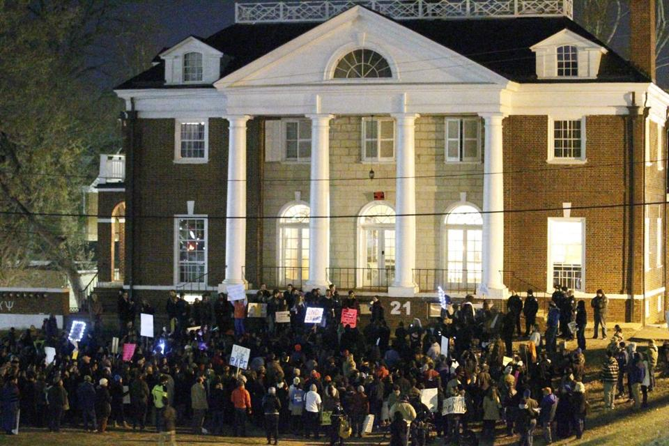 A story in Rolling Stone featured the alleged gang rape of a University of Virginia student, launching calls for reform and more attention to the issue of sexual assaults on campus. Recent reporting by the Washington Post, however, has raised doubts about the veracity of the story.