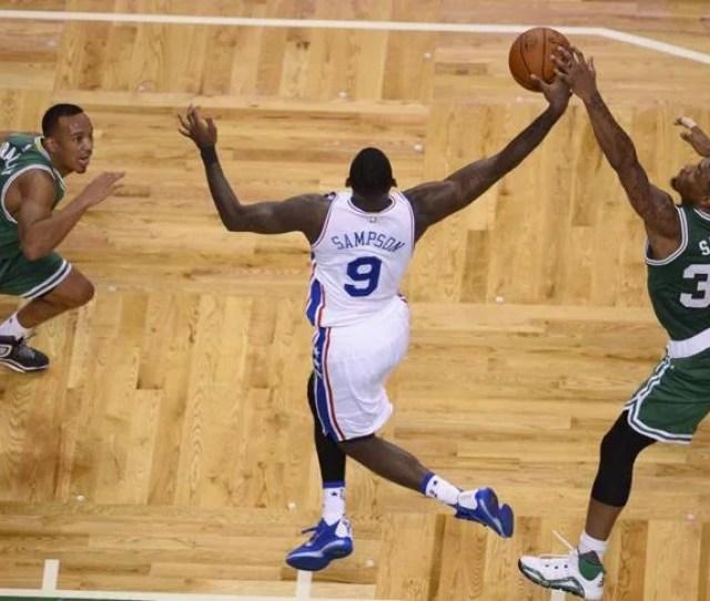 Epa Boston Celtics Guard Marcus Smart R Steals The Ball From Philadelphia Ers Guard