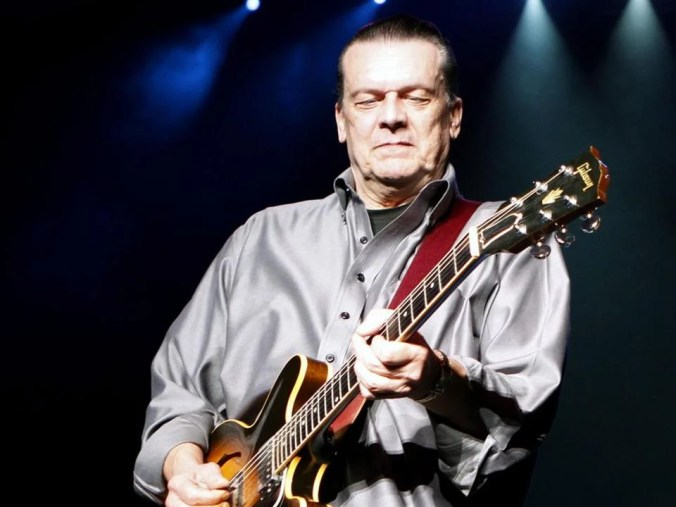 Guitarist J. Geils performed with the J. Geils Band in Boston in 2011. Geils was found dead Tuesday at his Groton home.
