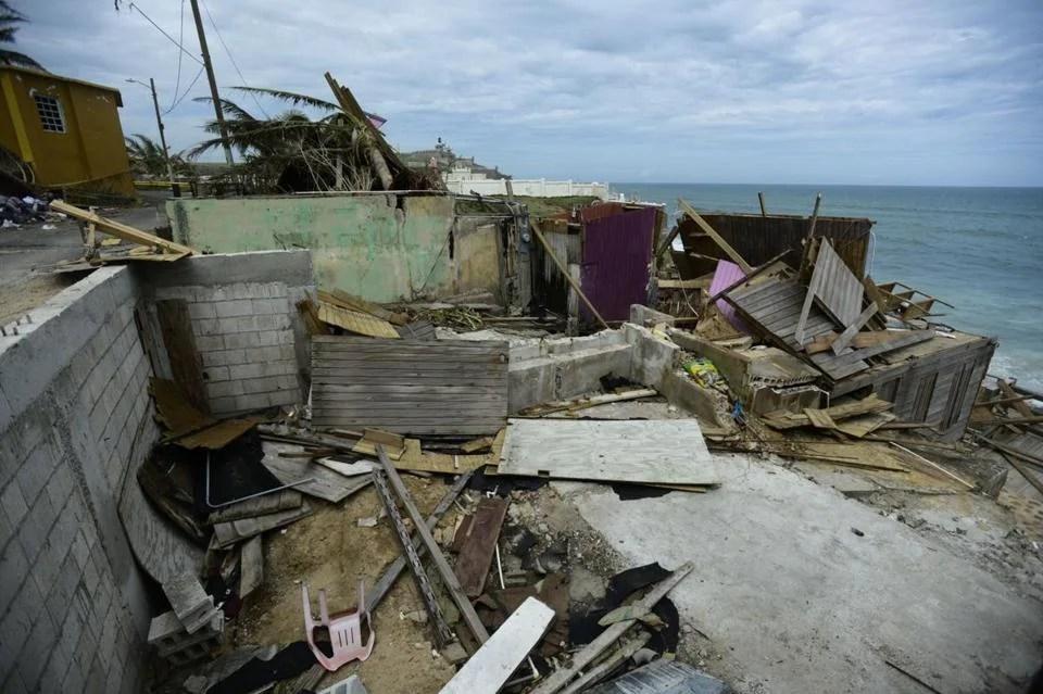 Maria Puerto Did Storm Juan San Perla La Make It Rico