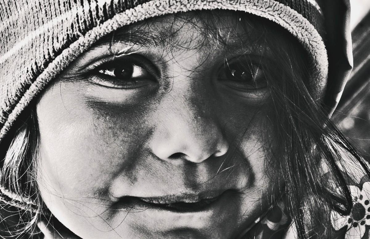 Fotos Gratis En Blanco Y Negro Nia Mujer Fotografa