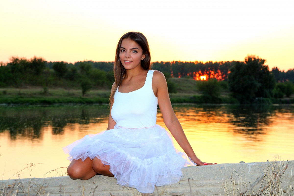 Free Images Sea Person Girl Woman Sunset Sunlight