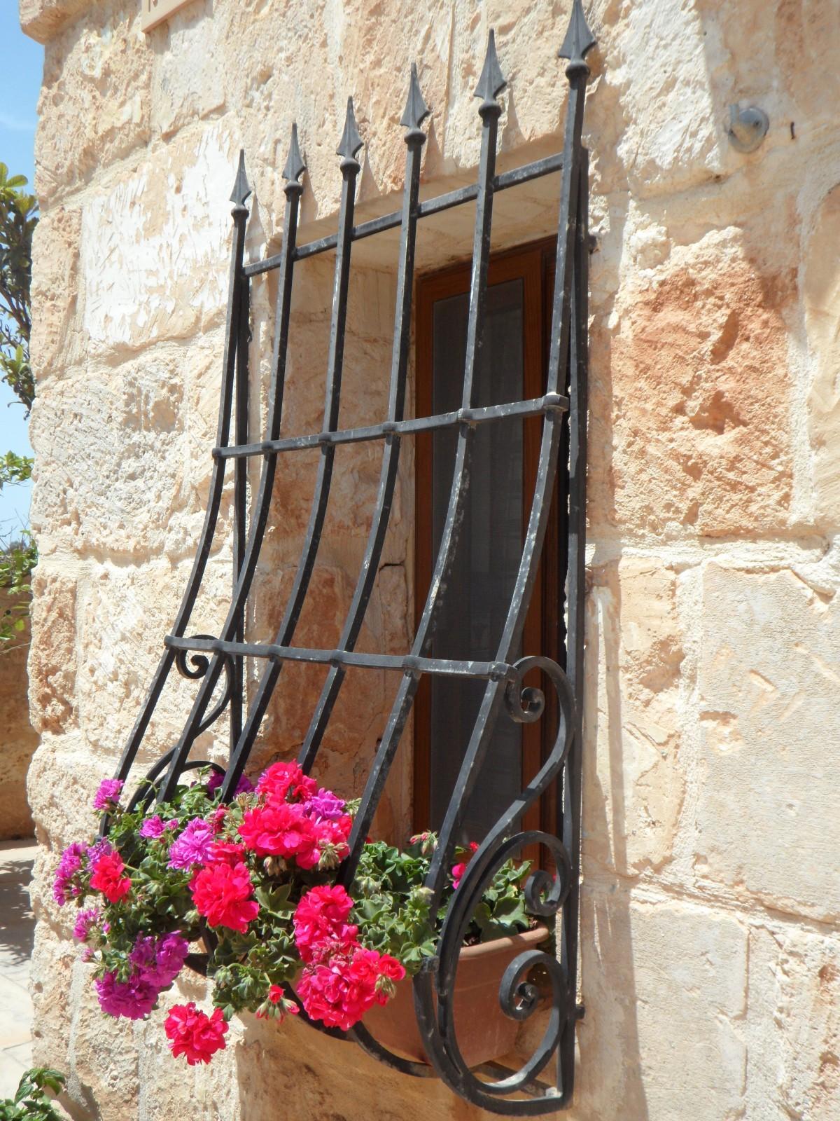 Images Gratuites Fleur Atmosphre Mur Balcon Chalet