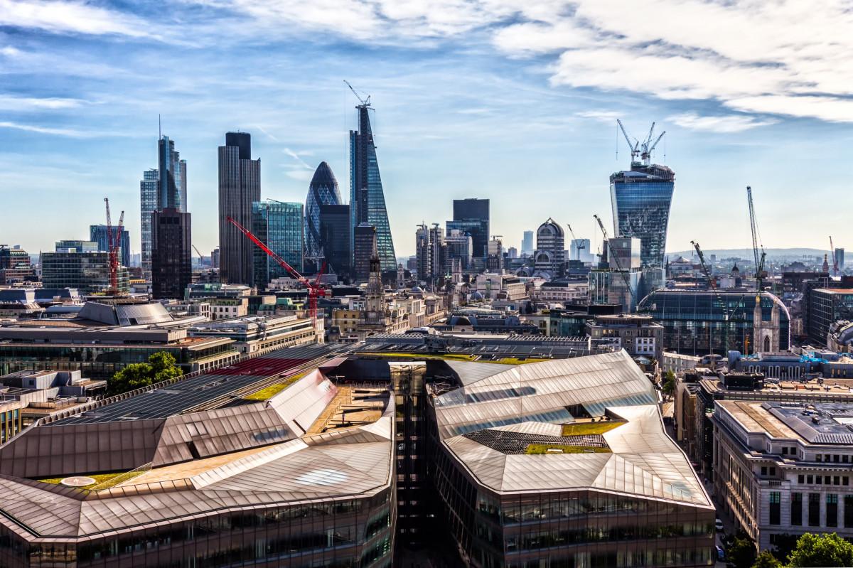 Free Images London Skyline United Kingdom England