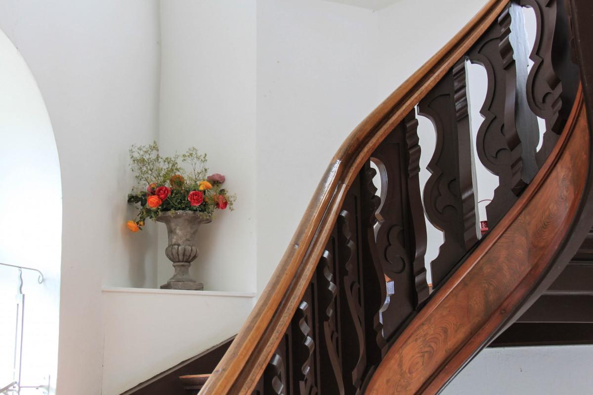 Images Gratuites Architecture Bois Escalier