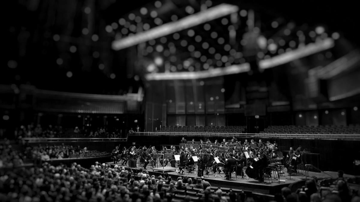 Free Images Music Black And White Night Auditorium