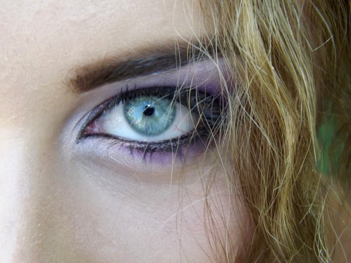 Free Images Color Blue Makeup Eyebrow Close Up