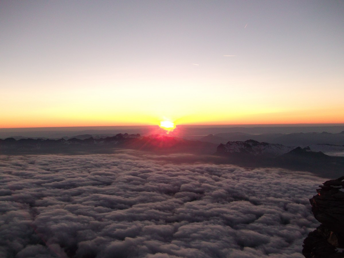 Free Images Nature Grass Horizon Mountain Cloud Sun