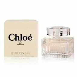 【七三七香水精品】Chloe 經典同名女性淡香精5ml - 露天拍賣